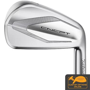 Titleist CUSTOM CNCPT CP-02 Irons  ONE