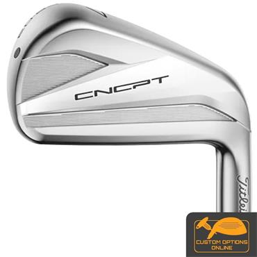 Titleist CUSTOM CNCPT CP-03 Irons  ONE
