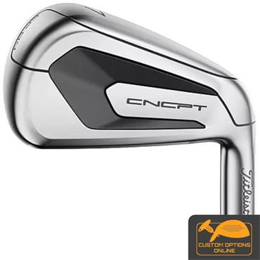 Titleist CUSTOM CNCPT CP-04 Irons  ONE