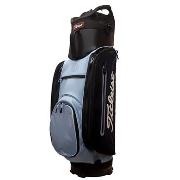 Titleist Lightweight Club 14 Bag TB8CT4E  Navy Light Blue