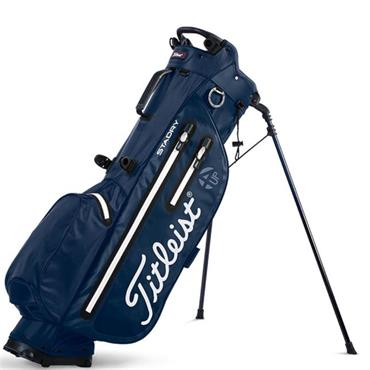 Titleist Players 4Up StaDry Stand Bag TB8SX2  Navy/White