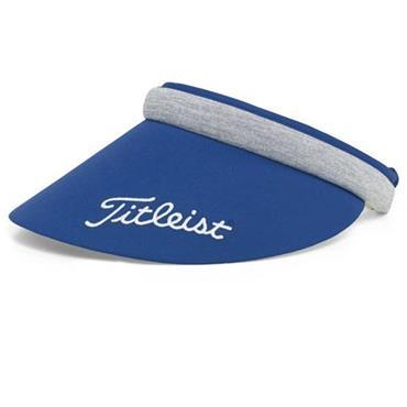 Titleist Ladies Clip Visor  Blue/Grey