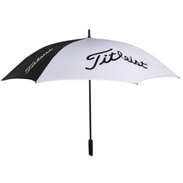 "Titleist 62"" Single Canopy Umbrella  Black/White"