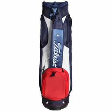 Titleist US Open Staff Bag  Navy/White/Red