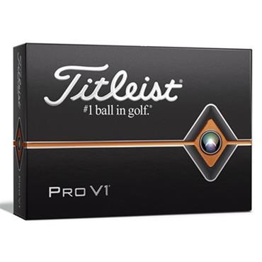 Titleist Pro V1 2019 Golf Balls Dozen  White