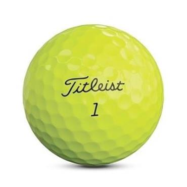 Titleist Pro V1 2019 Golf Balls Dozen  Yellow