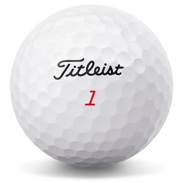 Titleist TruFeel Golf Balls Dozen  White