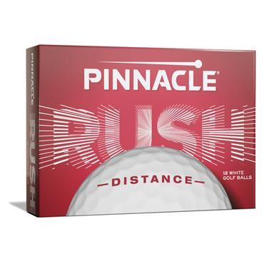 Pinnacle Rush Golf Ball 15-Pack  White