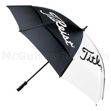 "Titleist 68"" Double Canopy Umbrella"