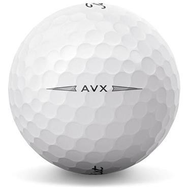 Titleist Personalised 3+1 Free Dozen Balls AVX  White