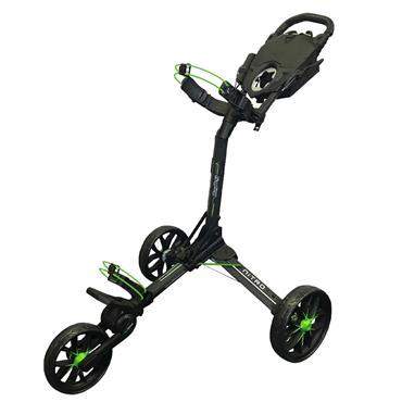 BagBoy Nitron Push Trolley  Grey Lime