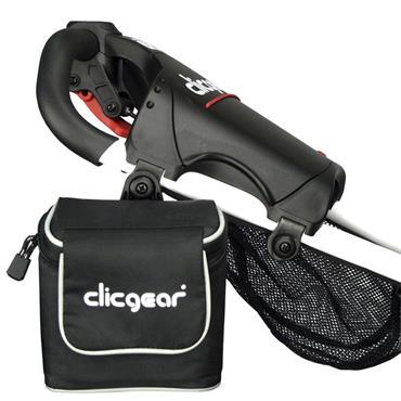 Clicgear Clicgear Accessory Bag  Black