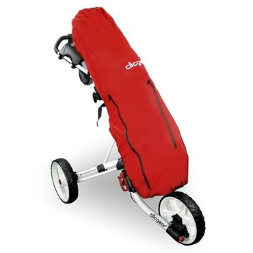 Clicgear Clicgear Golf Bag Rain Cover  Red