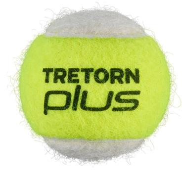 Tretorn Plus 6-Pack Tennis Balls Yellow