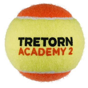 Tretorn Academy Stage 2 Tennis Balls 3-Pack Orange
