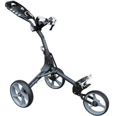 Masters Golf iCart Compact Evo Push Trolley  Black Slate