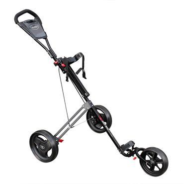Masters Golf Junior 5 Series 3 Wheel Cart  Black