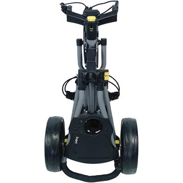 Masters Golf iCart Go 3 Wheel Cart  Grey/Black