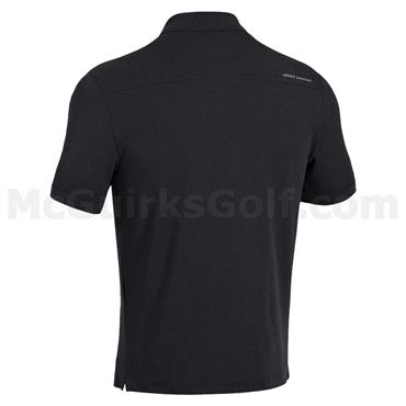 Under Armour Corporate Gents Performance 2.0 Polo Shirt Black