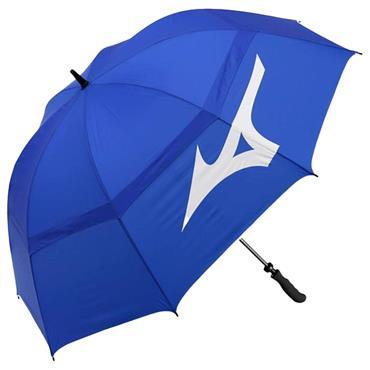 Mizuno Tour Twin Canopy Umbrella  Blue/White