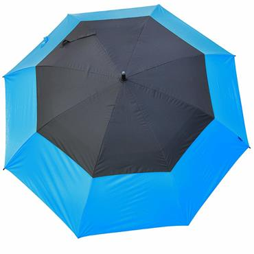 "Masters Golf TourDri GR 32"" UV Umbrella  Blue/Black"