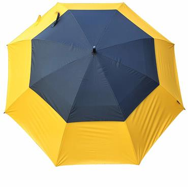 "Masters Golf TourDri GR 32"" UV Umbrella Gold - Black"