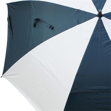 """Masters Golf TourDri 32"""" UV Umbrella  Navy - White"""