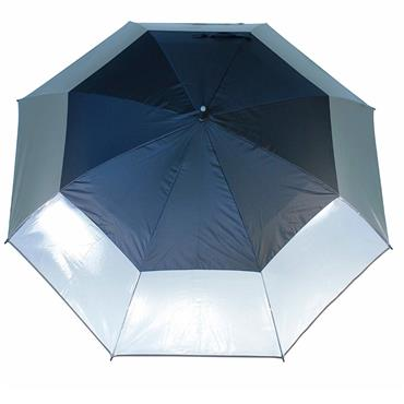 "Masters Golf TourDri 32"" UV Umbrella  Grey/Clear"