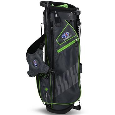"U.S. Kids Junior 57"" Stand Bag  Grey Green"