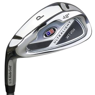 U.S. Kids Junior Individual Iron LH Pitching Wedge 48LHP