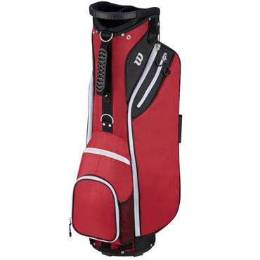 Wilson Cart Bag  Red