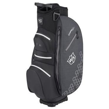 Wilson Dry Tech II Cart Bag Black - White