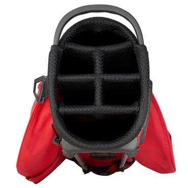 Wilson Dry Tech II Carry Bag  Black-Grey-White