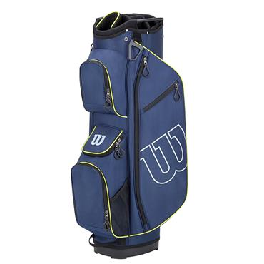 Wilson Prostaff Cart Bag  Blue/Green