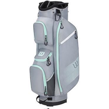 Wilson Prostaff Cart Bag  Jade