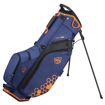 Wilson Feather Carry Bag  Blue-Black-Orange