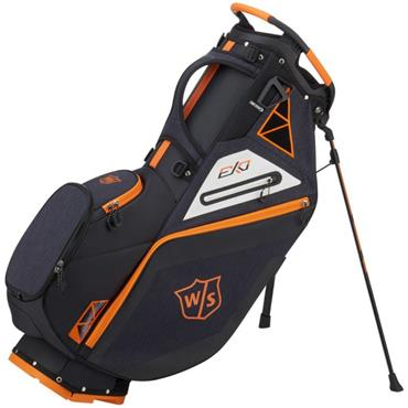 Wilson EXO Carry Bag  Black - Orange