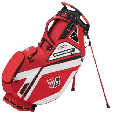Wilson EXO Carry Bag  Red/White/Red