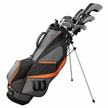 Wilson X31 Package Set Stand Bag . Right Hand