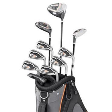 """Wilson X31 Package Set Stand Bag . Plus 1"""" Right Hand"""