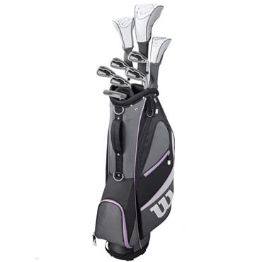 Wilson X31 Package Set Cart Bag  Ladies Right Hand