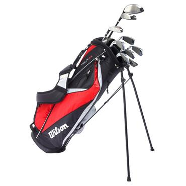 Wilson Gents Tour RX 11 pc Package Set  Gents Right Hand