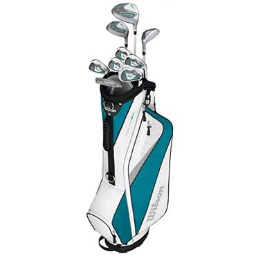 Wilson Tour RX 10-piece Package Set  Ladies Right Hand