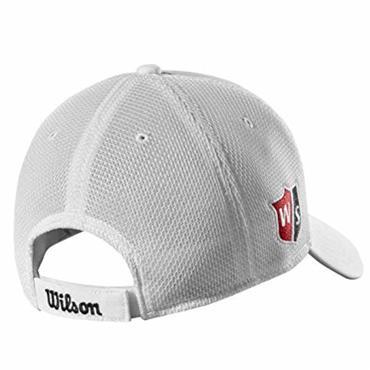 Wilson Tour Mesh Cap  White
