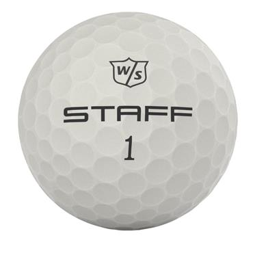 Wilson Staff Model R Ball  White