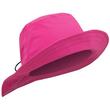 Surprizeshop Fleece Lined Rain Hat  Pink
