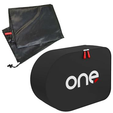 Wishbone One Carry Bag Set  Black