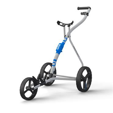 Wishbone One 3 Wheel Cart  White/Blue