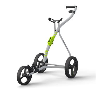 Wishbone One 3 Wheel Cart  White/Lime