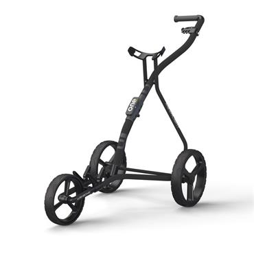 Wishbone One 3 Wheel Cart  Charcoal Black